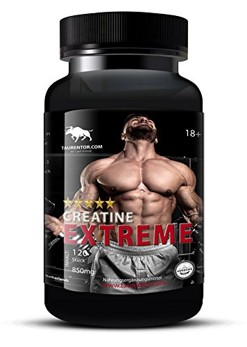 Creatine Extreme (Creatine Alkalyn) Kreatin, creatin zum Hammerpreis Muskelmasse Kraft Anabolika Eiweis (1)