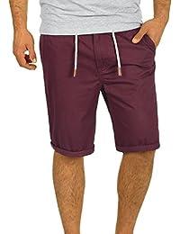 Blend Kaito Herren Chino Shorts Bermuda Kurze Hose Mit Kordel Aus 100% Baumwolle Regular Fit