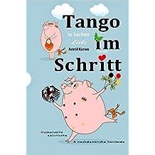 Tango im Schritt