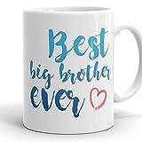 Best Ever Big Brothers - Best Big Brother Ever Mug - 11 oz Review