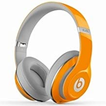 Beats by Dr. Dre Studio 2.0 Orange Special Ed. HD Auriculares- Multilingual