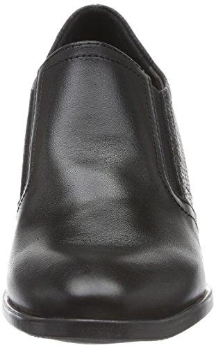 Tamaris Damen 24407 Kurzschaft Stiefel Schwarz (BLACK COMB 098)
