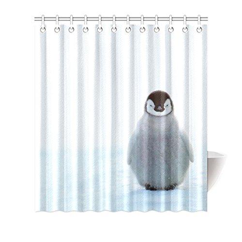 custom-penguin-1-per-tenda-da-doccia-1676-cm-w-x-1829-cm-h-cm-in-poliestere-impermeabile-one-side-pr