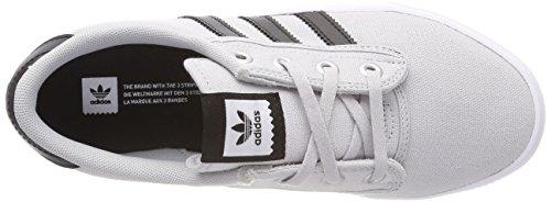 adidas Kiel, Scarpe da Ginnastica Basse Uomo Grigio (Lgb Solid Grey/core Black/footwear White 0)