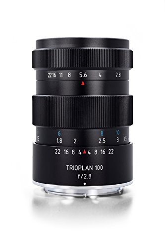 Meyer-Optik-Görlitz Trioplan 100 f 2.8 für MFT - Made in Germany