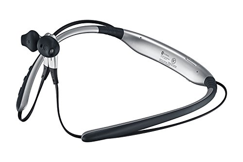 Samsung U Stereo Bluetooth Headphones in-Ear with Dual-Mic Noise Reduction Sound - Retail Silver Image 5