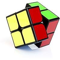 Buself Speed Cube 2x2 Vitesse Cube de Magique pour un Jeu de Formation sur le Cerveau ou un Cadeau de Vacances