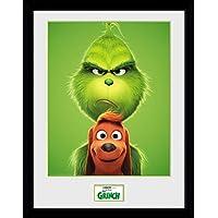 Film Kino Movie Poster Druck Grinch and Max Grinch Größe 61x91,5 cm The