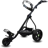 Powerbug P6 Pro Tour - Carro de golf eléctrico con mini batería, ...