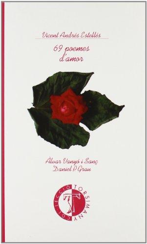 Portada del libro 69 poemes d'amor (Torsimany)