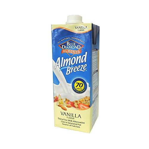 Blue Diamond - Almond Breeze - Vanilla - 1L (Case of 8)