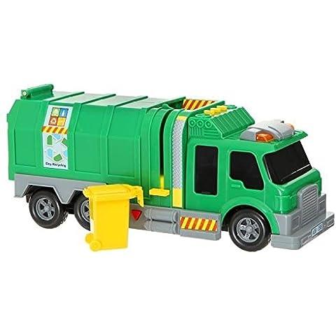 Camión Reciclaje con Luz y Sonido