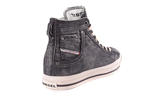 Diesel Baskets Mid Homme Magnetic Exposition I Black