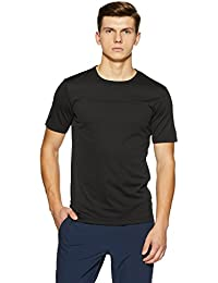Calvin Klein Performance Regular Fit Short Sleeve Tee with Reflective Tape at Back
