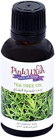 Tea Tree Oil – Made in Australia – Pure and Undiluted - Best for Skin, Scalp, Hairs and Nails Care - 30 ml