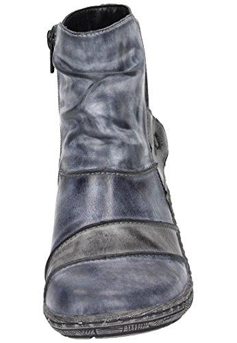 Remonte Damen Stiefel Blau