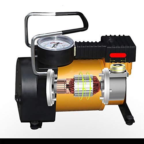 FRjasnyfall Grand pistolet en acier Air-Stop haute pression compresseur d'air gonfleur carabine à air comprimé pompe à air de plongée (argenté)