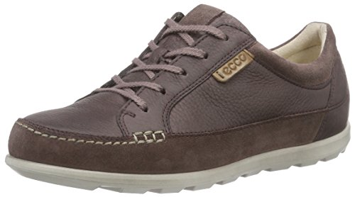 Ecco Damen Cayla Derby Braun (DUSTYPURPLE/DUSTYPURPLE 53806)