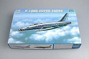 Trumpeter 2839 - F-100D Super Sabre Importado de Alemania