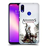 Head Case Designs Ufficiale Assassin's Creed Connor Ascia III Arte Chiave Cover Retro Rigida per Xiaomi Redmi Note 7/7 PRO