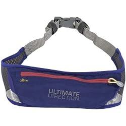 Ultimate Direction Meow - Mochila cinturón para mujer, color azul, talla única