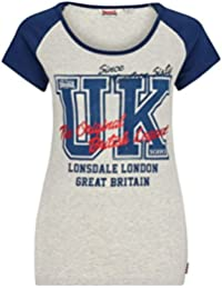 Lonsdale Ladies T-Shirt Bampton