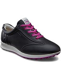 ECCO Street Evo One Negro Zapatos de golf Mujer
