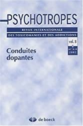 Psychotropes Volume 8 N° 3-4 2002 : Conduites dopantes