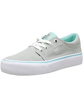 DC Shoes Trase Tx G - Zapatillas de deporte Niñas