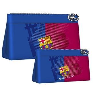 Fc barcelona set 2 piezas new best team