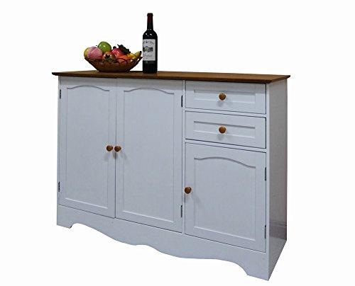 Homecharm-intl 110x40x78CM küchenschrank/buffetschrank/Sideboard,HC-001