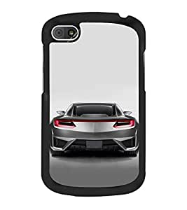 ifasho Designer Back Case Cover for BlackBerry Q10 (Golf Clothing Editing Photography Software)