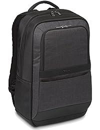 """Targus CitySmart - Mochila para transportar el portátil de 12.5''-15.6"""" y sus accesorios, color negro y gris"""