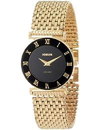 Jowissa J2.040.M - Reloj analógico de cuarzo para mujer con correa de acero inoxidable, color dorado