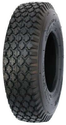 Hi-Run LG Stud Lawn & Garden Tire -4.10/3.50-5 by Hi-Run