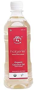 Haigenie Organic Coconut Oil Cold Pressed 500 ml