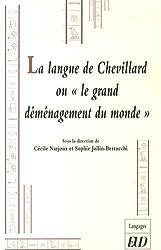 La langue de Chevillard ou