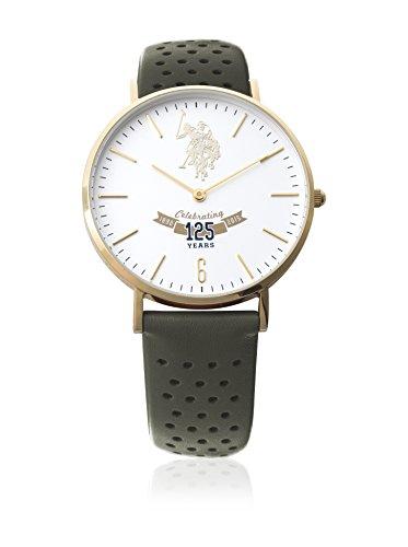 US Polo Association   -Armbanduhr  Analog    USP3009GR_GR (Polo Fashion Erwachsene)