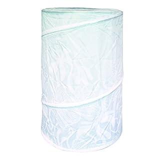 aquasanit a100073imp000Art Flora Laundry Basket, Nylon