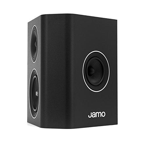 Jamo C-9 Surround Lautsprecher (3-Wege, 87dB, 50W ) satin schwarz