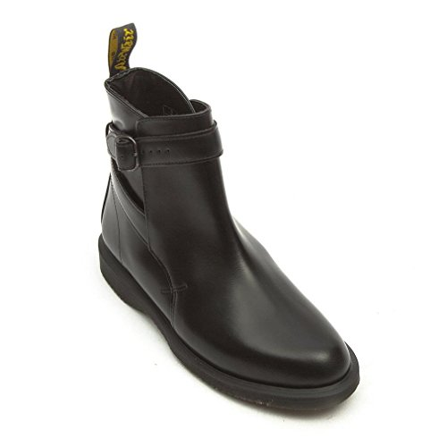 Dr.Martens Womens Teresa Leather Boots Black