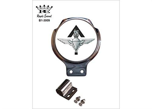 Preisvergleich Produktbild Royale Emaille Royale Auto Scooter Bar Badge – Parachute Pathfinder Platoon B1. 3009