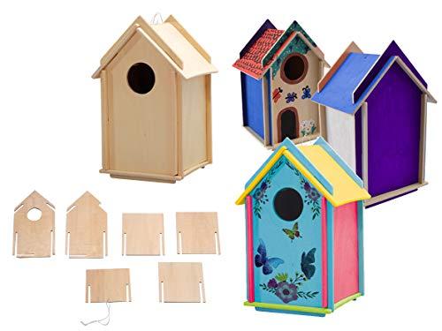 Vogelhaus Bausatz Stecksystem