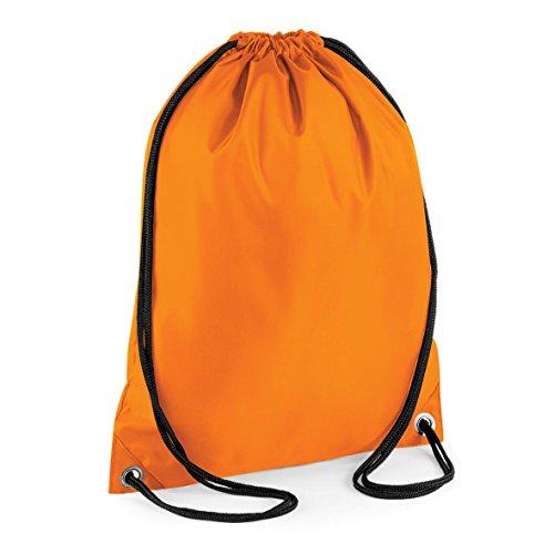BagBase Budget Gymsac Fuschia