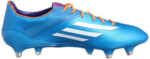 Adidas Fußballschuhe F50 adizero XTRX SG Herren solar blue-solar zest-running white (D67201)