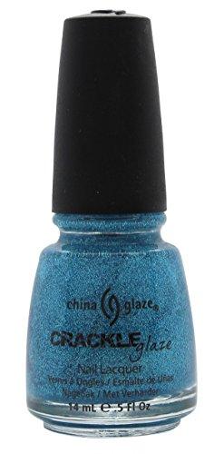 China Glaze Crackle Glaze Nail