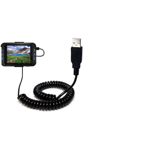 USB-Lade- und Datenkabel für Visual Land V-Sport VL-901 mit TipExchange Technologie
