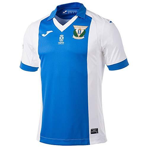 Joma - LEGANES 1ª Camiseta 17/18 Color: Azul Royal