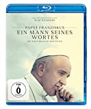 Papst Franziskus - Ein Mann seines Wortes  (mit Buch zum Film) [Blu-ray] - Mit Papst Frankziskus