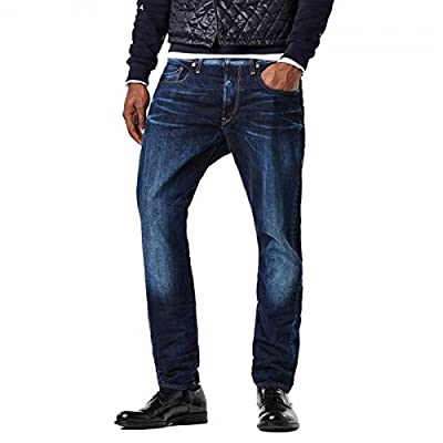 G-Star RAW Men's 3301 Loose Jeans